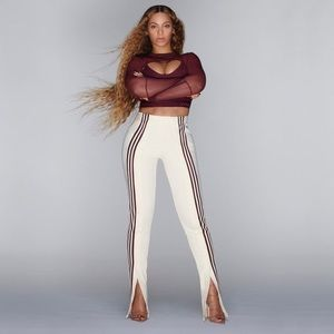 Beyoncé Ivy Park Adidas Snap Track pants